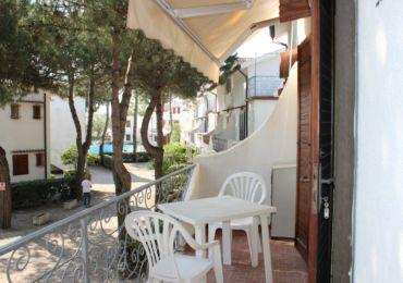 Affitto appartamento con piscina, in affitto a Rosolina Mare appartamento con piscina, Rosolina in affitto appartamento trilocale.