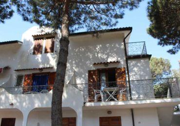 Affitto appartamento quadrilocale con piscina, Residence Patio, Rosolina Mare, Residence con piscina a Rosolina Mare, tre camere.
