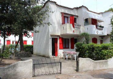 Affitto Villa a schiera a Rosolina Mare con giardino privato, Rosolina Mare affitto villetta con giardino, Animali ammessi.