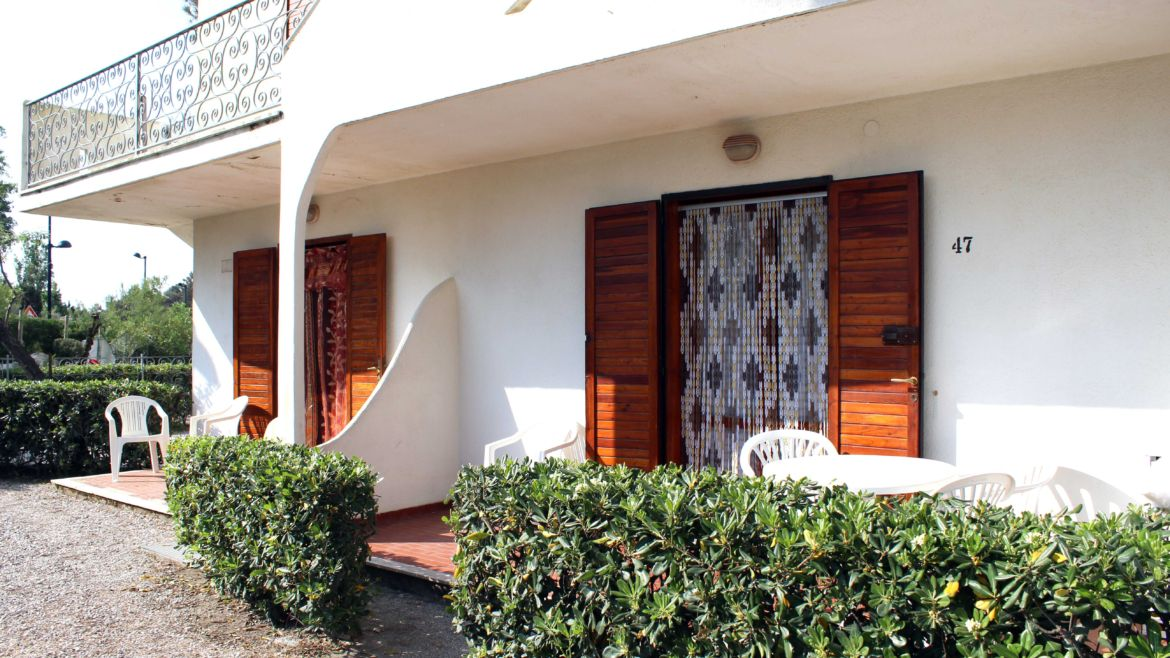 """Residence Patio – Two rooms """"N-2"""""""
