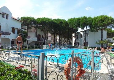 Affitto appartamento bilocale Residence Patio - Rosolina Mare